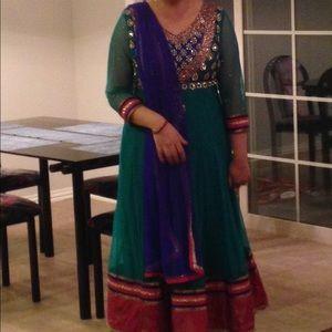 Dresses & Skirts - Anarkali suit